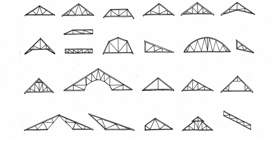 Truss Types Re Construction Manual